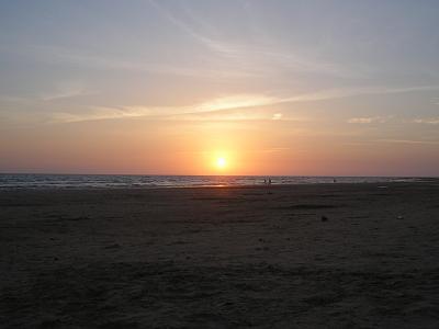 Fin de semana en la playa