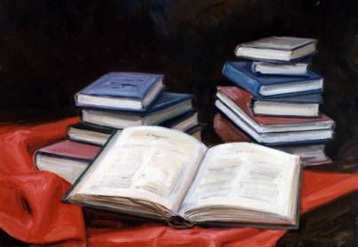 Pienso en...libros